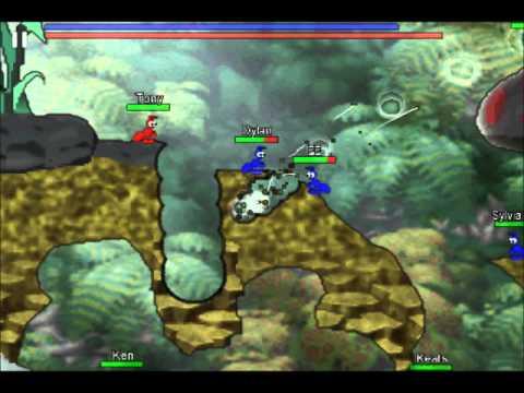 Video of Battle Bugs