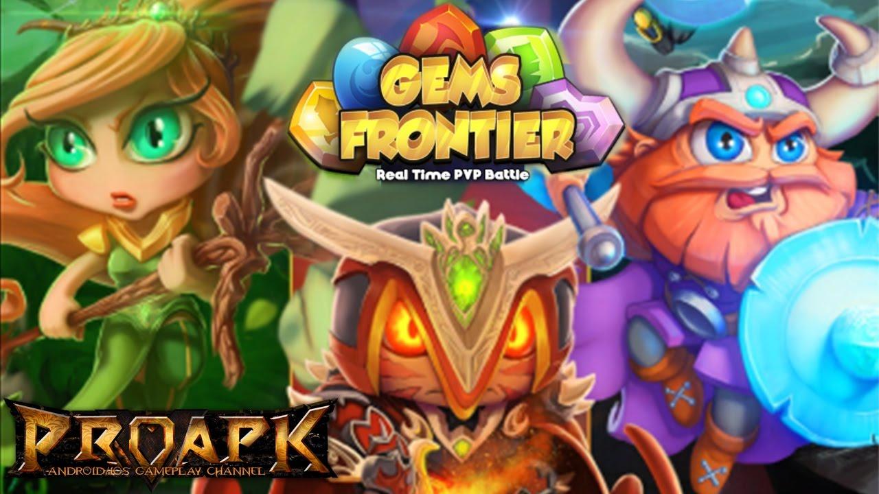 Gems Frontier