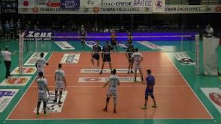 Padova vs. Latina - White No.12