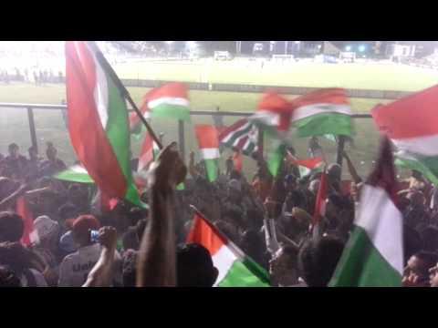 Legião Tricolor - Intervalo de Jogo - Vamos Ganhar a Libertadores - Fluminense x Caracas 2013 - Movimento Popular Legião Tricolor - Fluminense