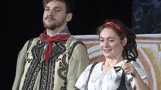 Divadelní pohádka Čert a Káča