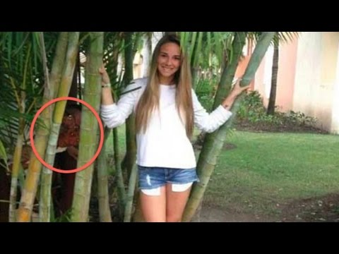 10 Unbelievably Creepy Photos