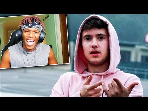 Reacting to Quadeca's INSECURE Diss Track