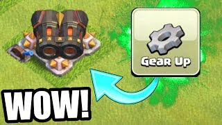 Video GEMMING THE GEAR UP ABILITY IN CLASH OF CLANS!! - THIS LOOKS SO OP! MP3, 3GP, MP4, WEBM, AVI, FLV Agustus 2017
