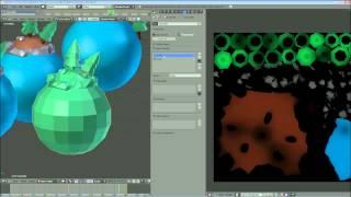 Miniverse - Development Timelapse 1 - First Human Planet