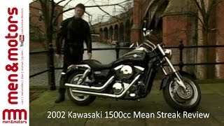2. 2002 Kawasaki 1500cc Mean Streak Review