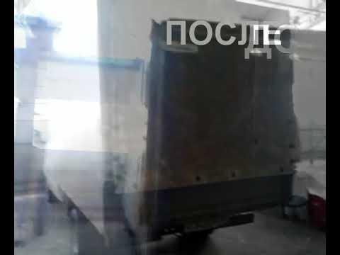 Задние ворота Газель Кизерев Пензатент г.Пенза