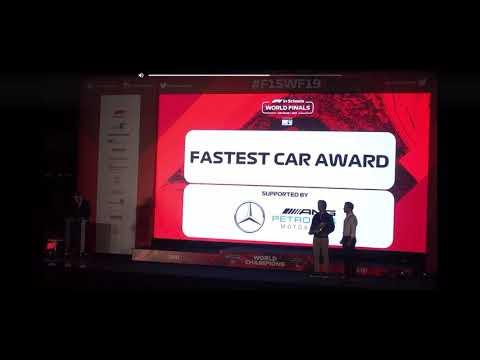 Video - Μαθητές από Αθήνα και Θεσσαλονίκη έφτιαξαν το ταχύτερο αυτοκίνητο στον Παγκόσμιο Τελικό F1