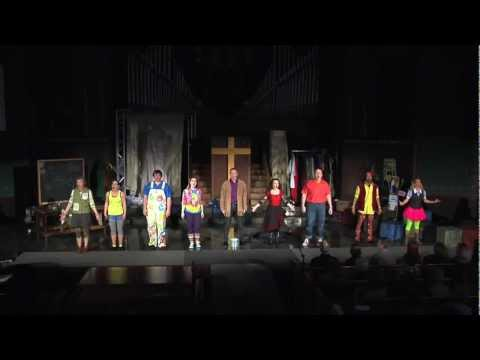 """Prepare Ye (The Way Of The Lord)"" From Godspell By Stephen Schwartz"