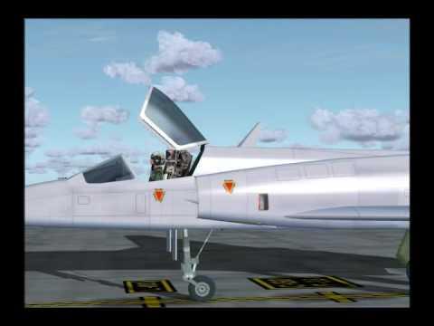 Video con aviones de la Armada...
