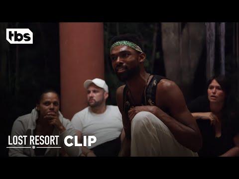 Lost Resort: Atasiea Explodes On Claudia (Season 1 Episode 9 Clip) | TBS