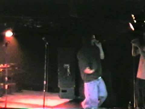 sixth sense, atmosphere, micranots at 7th st entry minneapolis 1996 1/8