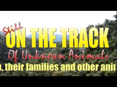 On The Track (of Unknown Animals) Ep. 85 (Danish cryptozoology, reality tunnels, thunderbirds etc)
