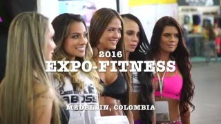 Expo Fitness Medellin Colombia
