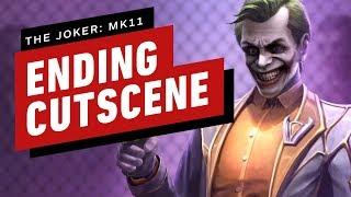 Mortal Kombat 11 - Joker Story Ending by IGN