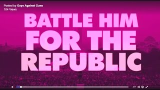 Battle Him for the Republic | GAG on the March!!!