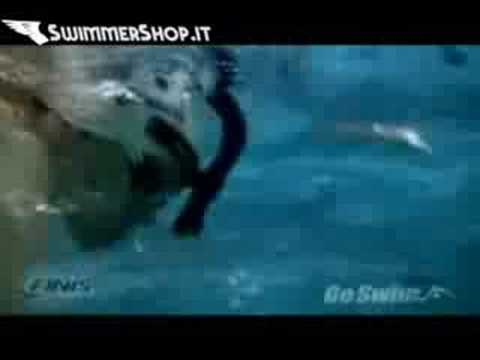 Snorkel FINIS tubo respiratore frontale per il nuoto