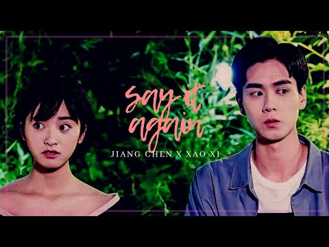 Jiang Chen X Xao Xi / Say It Again
