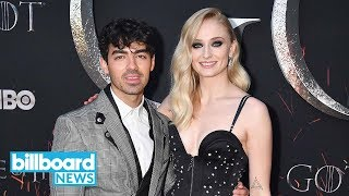 Joe Jonas Thanks 'Game of Thrones' For Introducing Him to Wife Sophie Turner | Billboard News