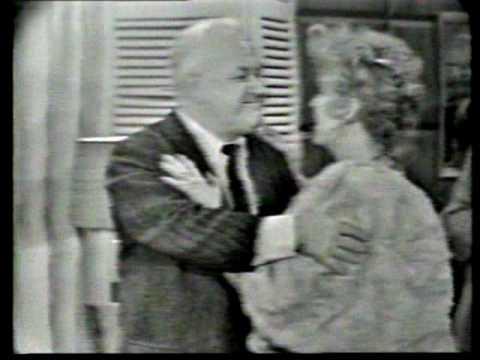Lady swearing (late 1950s Xmas/blooper tape)