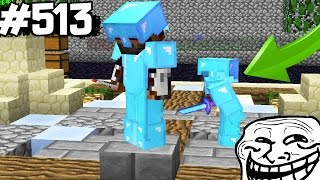 Sneaking Into A Claimed Base! | Minecraft FACTIONS #513