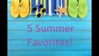 Summer is upon us in all its glory! Opportunities to have a great time and make memories abound. Unfortunately there is also sun burning, dreadful heat and mosquitos in full force. Here are my 5 favorite summer products to minimize problems so we can focus on bringing on the summer fun!DIY Sunscreen: https://youtu.be/UasiSlmIWUkSilicone Popsicle Molds:  http://amzn.to/2uTKN7DBare Minerals Makeup:  http://amzn.to/2u0OI60Sun Oven:  http://amzn.to/2uTGFUVMosquito Repelling Bracelet:  http://amzn.to/2tRXS4sFREE 30 day trial of Amazon Prime: http://amazon.com/primeday?tag=f0b1a-20https://www.instagram.com/frugalgreengirl  Feel free to embed and link these videos on your blog or website, when you do please credit frugalGreenGirl. Thank You.FrugalGreenGirl is a participant in the Amazon Services LLC Associates Program, an affiliate advertising program designed to provide a means for sites to earn advertising fees by advertising and linking to Amazon.com