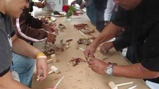Baltimore Crab Eating 101