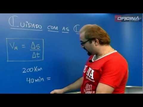 Física - Macetes com contas
