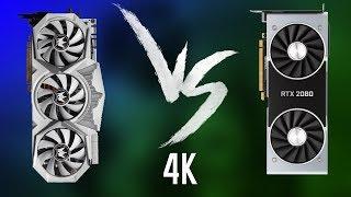 Chipart - TESTANDO A RTX2080 VS GTX1080 EM JOGOS - 4K