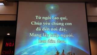 Lạy Cha Cao Quý- Thánh Ca Tin Lành- Karaoke