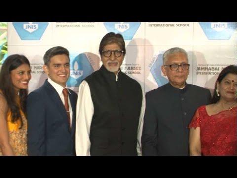 Amitabh Bachchan Grace The Inauguration Of Jamnaba