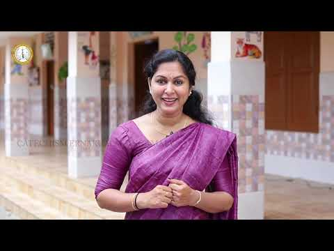 DOMUSCAT | CLASS 3 | CHAPTER 10 | PART 2 | ERNAKULAM-ANGAMALY ARCHDIOCESE | SUNDAY SCHOOL CATECHISM