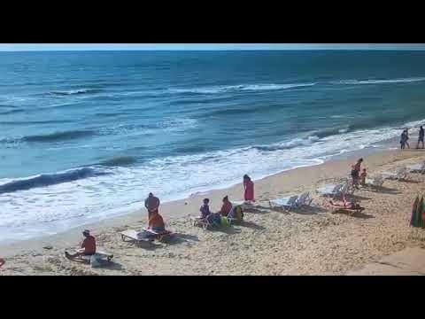 Пляжи Кирилловки сегодня