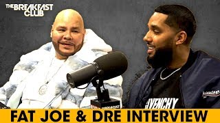 Video Fat Joe And Dre Talk Hip-Hop History, Leaving NY For Miami, Acting + More MP3, 3GP, MP4, WEBM, AVI, FLV November 2018