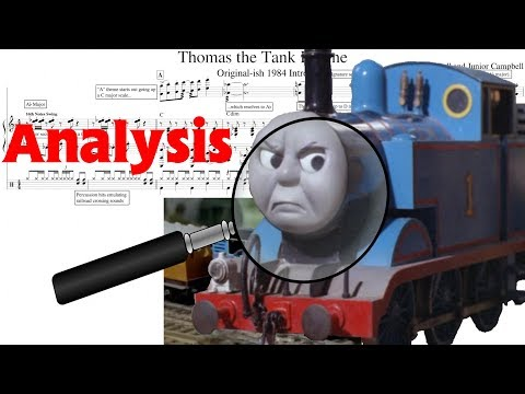 Thomas the Train Intro (Analysis)