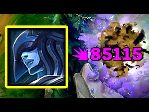 2500+AD  85000+爆擊傷害 麗珊卓