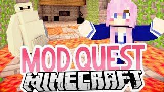 The Temple of Boom | Mod Quest Custom Adventure | Ep. 4