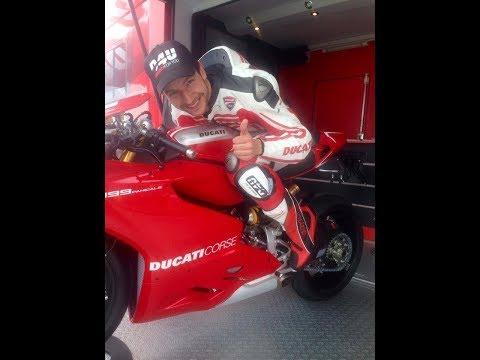 1 Lap Nürburgring - Ducati Superleggera bei D4U