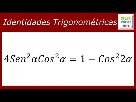 Verificación de una Identidad Trigonométrica