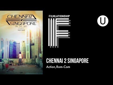 Chennai 2 Singapore Movie Review I Filmlationship I Gokul Anand,Anju Kurian I Abbas Akbar