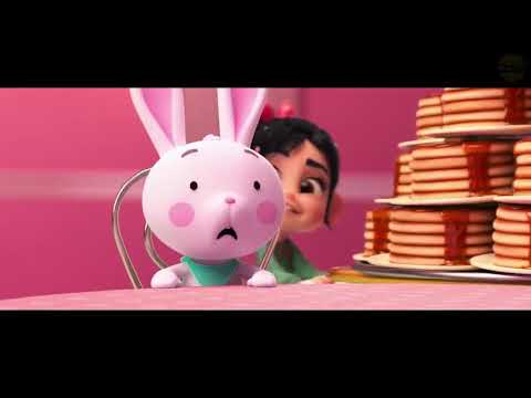 Wreck it Ralph 2 trailer but there's more pancakes