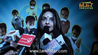 Madhu Bala Speaks at Vaayai Moodi Pesavum Audio Launch