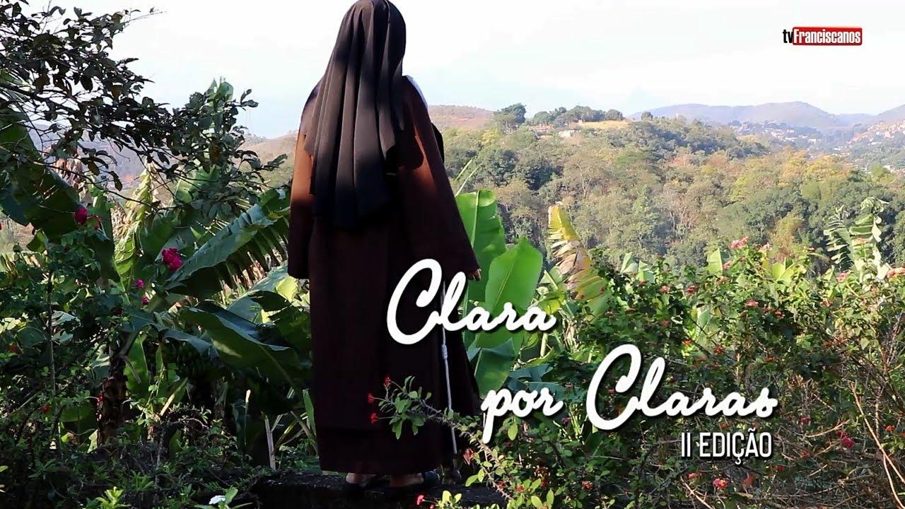[Clara por Claras   Santa Clara e a Eucaristia #02]