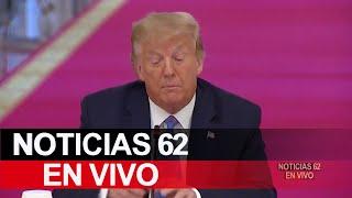 Trump quiere retrasar las elecciones presidenciales – Noticias 62 - Thumbnail
