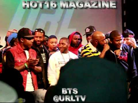 DNA vs K-SHINE Hot16 Magazine Exclusive
