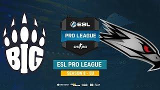 BIG vs AGO - ESL Pro League S8 EU - bo1 - de_dust2 [Enkanis, ceh9]