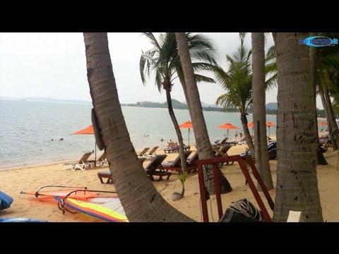 Santiburi Golf & Ocean Resort @ Insel Koh Samui/Thailand. Impressionen April 2014
