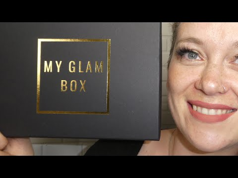 My Glam Box May 18! Glow Box!