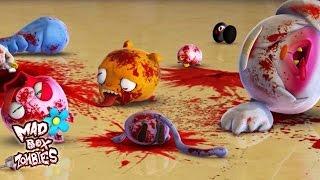 Video Film animasi zombie: Kekacauan yang disebabkan oleh gigi palsu - Mad Box Zombies MP3, 3GP, MP4, WEBM, AVI, FLV Juni 2018