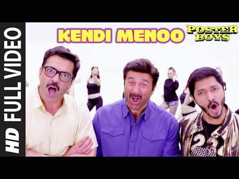 Kendi Menoo Full Song | Poster Boys | Sunny Deol |